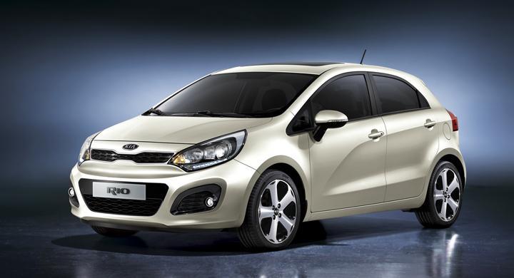 Kia Rio – första bilderna på nya bilen