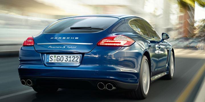 Porsche Panamera S Hybrid – snål för generös plånbok