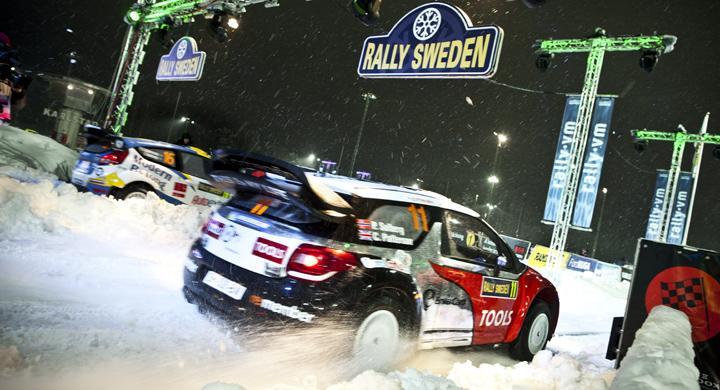 Svenska Rallyt 2011: Pikes Peak högsta målet för Solberg