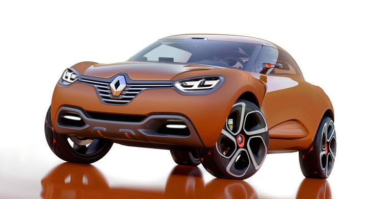 Renault Captur – fantasifull försmak