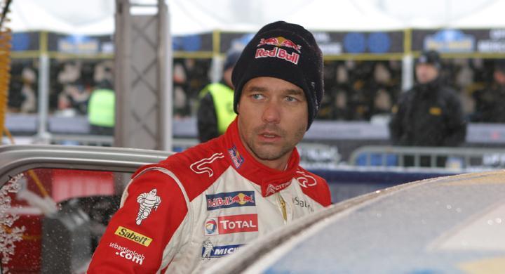 Svenska Rallyt 2011: Loeb nöjer sig med åtta titlar