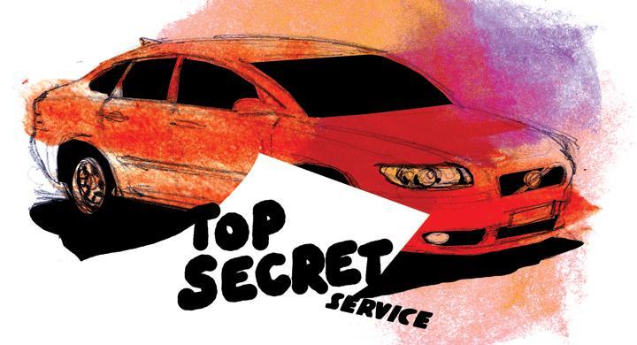 Bilfrågan: Hemligt serviceprotokoll?