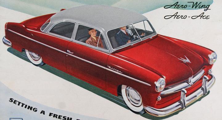 Klassiska bilmärken: Willys