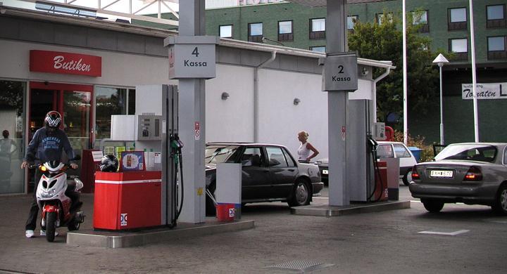 Ny höjning gör bensinen rekorddyr