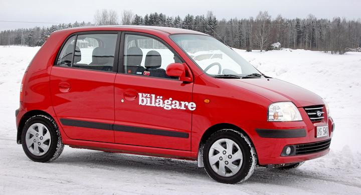 Begtest: Hyundai Atos