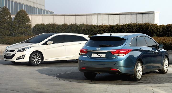 Hyundai i40 Kombi – första provkörningen