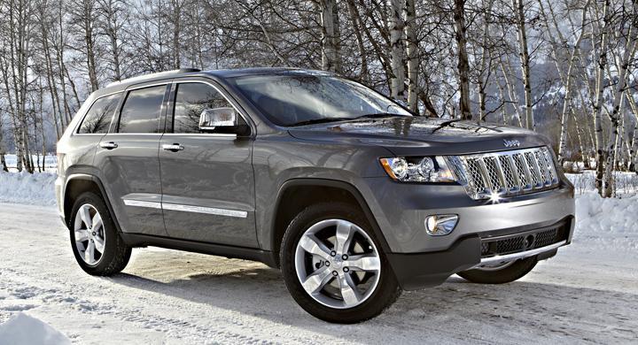 Jeep Grand Cherokee – rapport från provkörningen