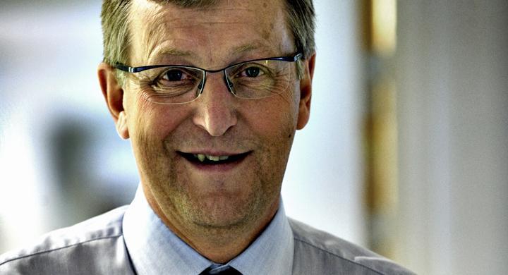 Saab-chefen Jan Åke Jonsson avgår
