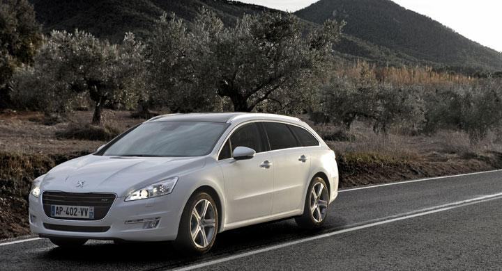 Provkörning: Peugeot 508 (2011)
