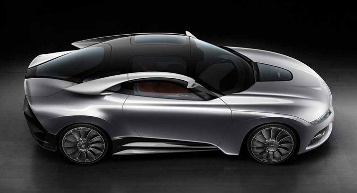 Saab PhoeniX – framtidens form