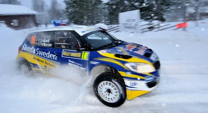 Tre heta svenska rallyhopp
