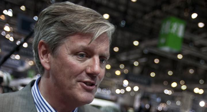 Muller: Gärna en svensk Saab-chef