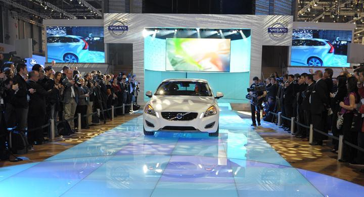 Volvo bland vinnarna i Europa