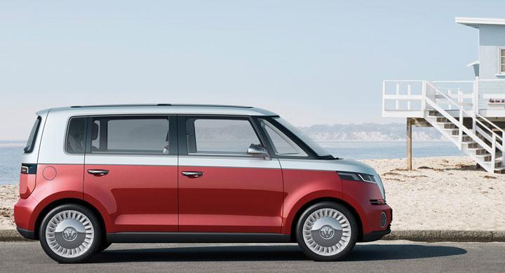 VW T1 är tillbaka – eldriven