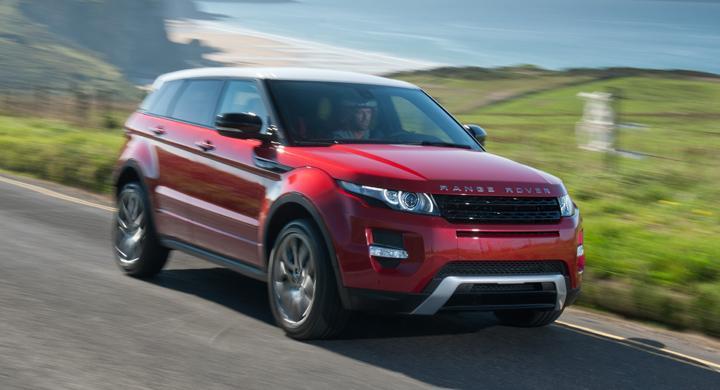Range Rover Evoque – priser klara