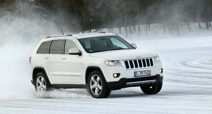 Provkörning: Jeep Grand Cherokee (2011)