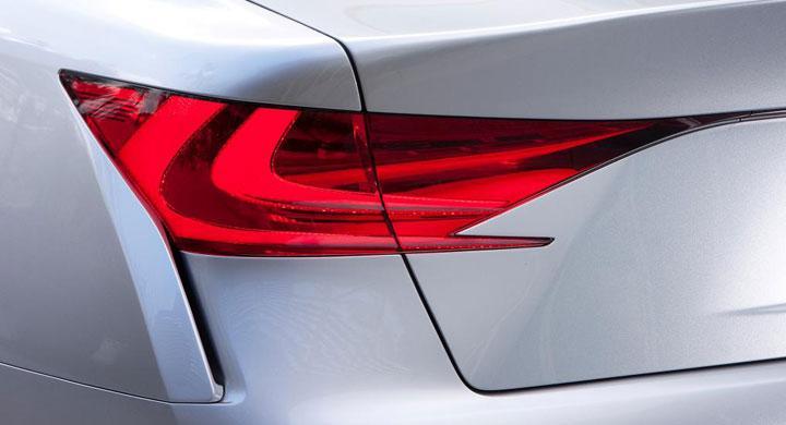 Lexus LF-Gh – en spännande smygtitt