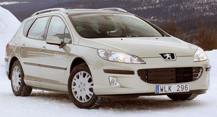 Bilfrågan: Har er Peugeot 407 också rostat?