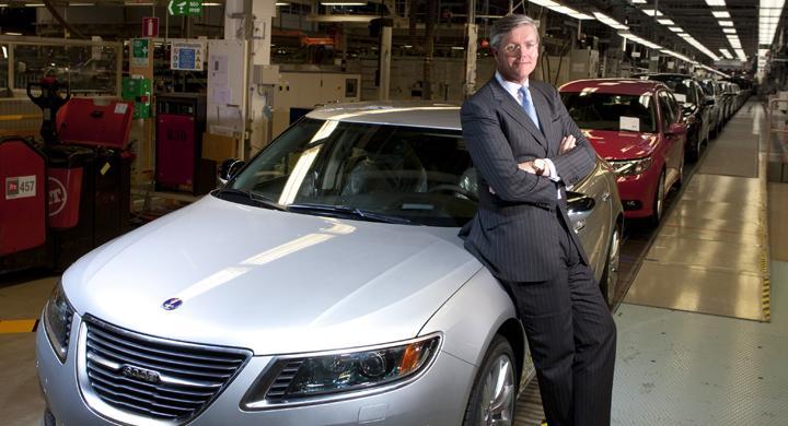 Nytt stopp i Saabfabriken