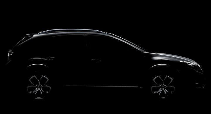 Subaru XV Concept – ny crossover