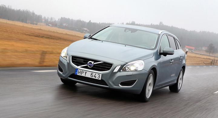 Provkörning: Volvo V60 Drive (2011)