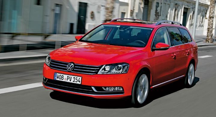Provkörning: Volkswagen Passat 4Motion (2011)