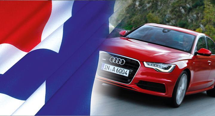 AutoIndex 2011: Audi vinner i Norge