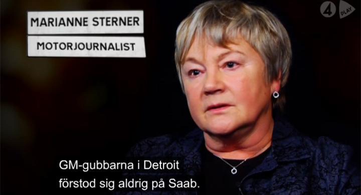 Se testchefen i tv-serien om Saab