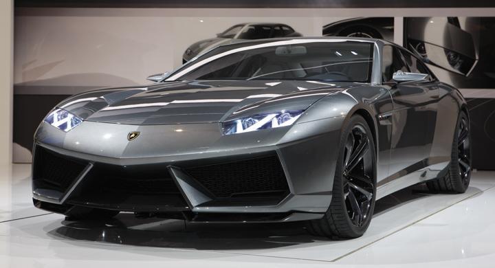"""Lamborghini bekräftar """"vardagsbil"""""""