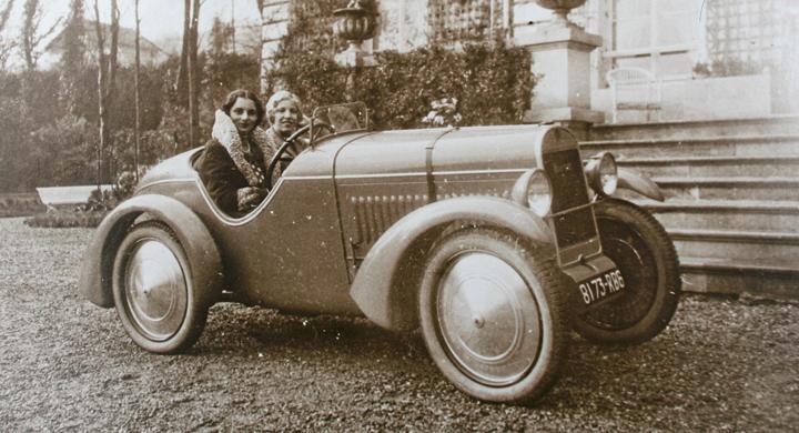Klassiska bilmärken: Rosengart
