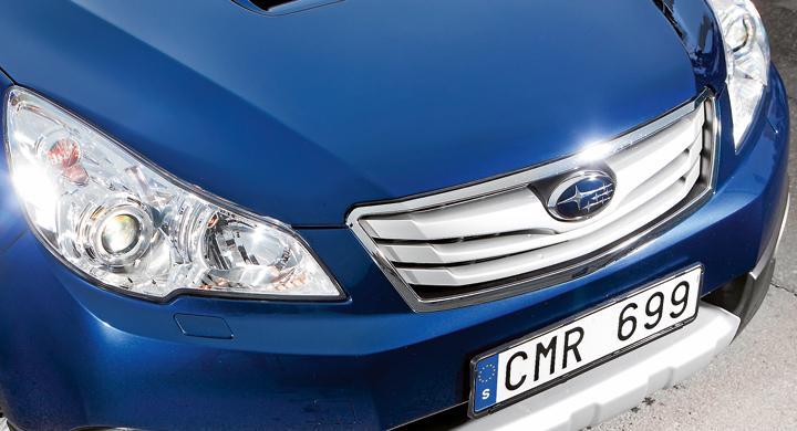 AutoIndex 2011: Subaru i topp – igen