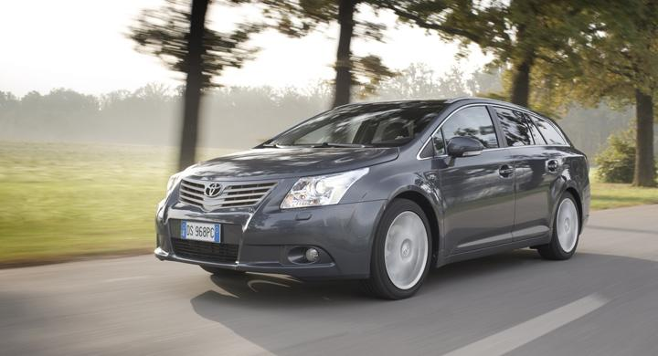 AutoIndex 2011: Toyota håller ställningen i Danmark