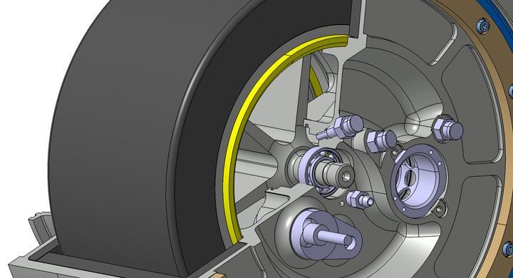 Svänghjul kapar Volvos förbrukning