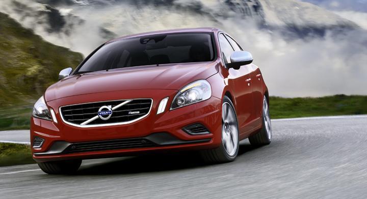 Volvo mest populära tjänstebilen