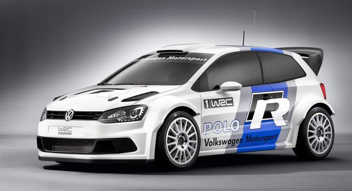 Volkswagen kör rally-VM – Petter Solberg aktuell