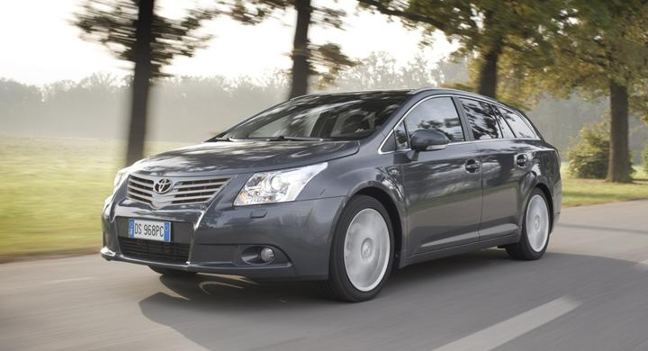 Toyota skrotar planer på gasbil