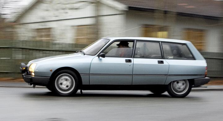 Bilfrågan: Minns ni Citroën GS?