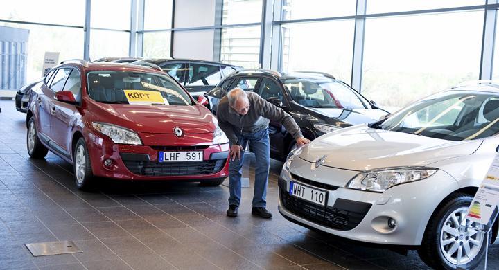 Renault inför ny skrotningspremie