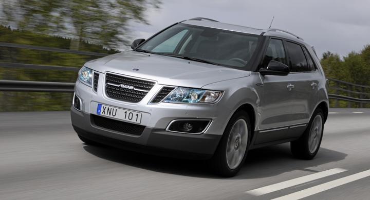 Frågor och svar om nya Saab 9-4X