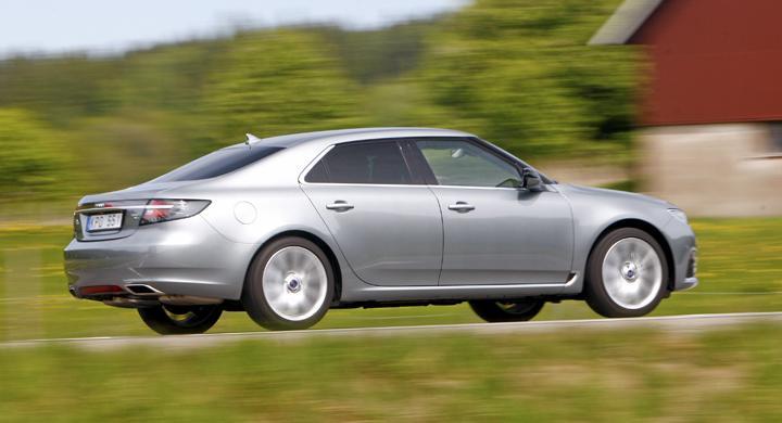 Saab säljer fler bilar till Pang Da