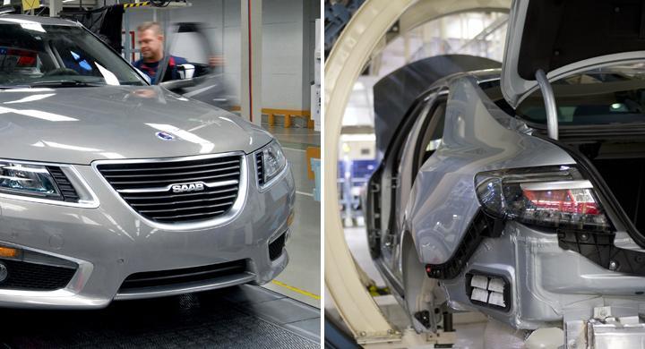 Saab stilla i ytterligare två veckor