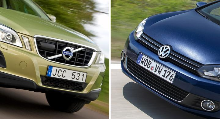 Topplista maj 2011: Mest sålda bilarna