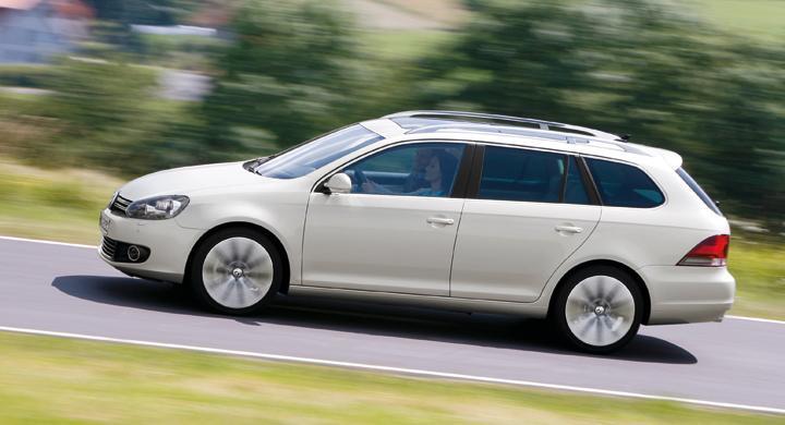 Mest sålda bilarna i Europa