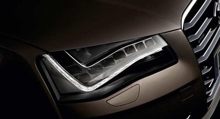 Bilfrågan: LED men inget bakljus?