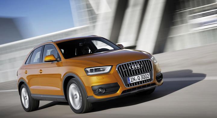 Audi Q3 får ny insida