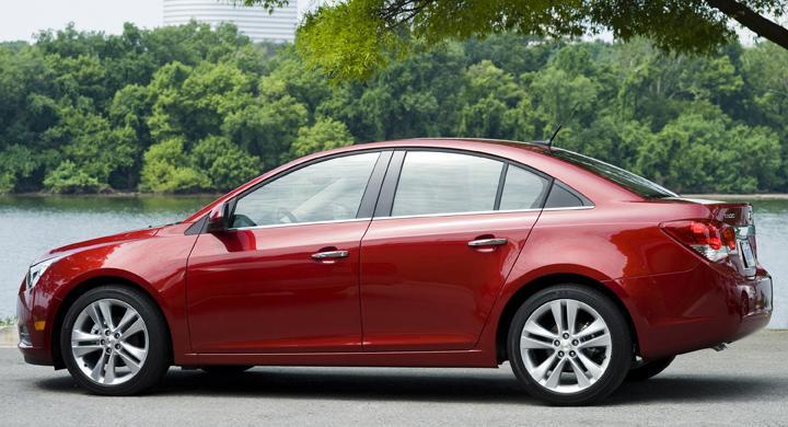 Chevrolet slår försäljningsrekord