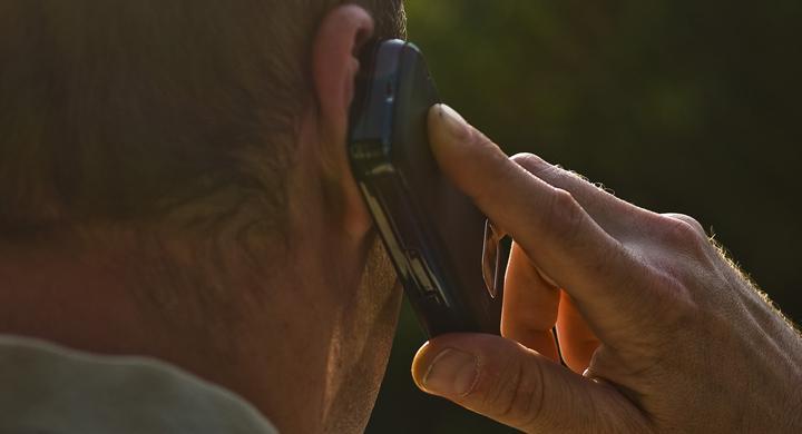 Telefon vid ratten ska utredas