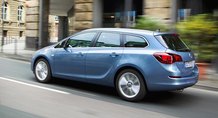 Opel ökar försäljningen mest