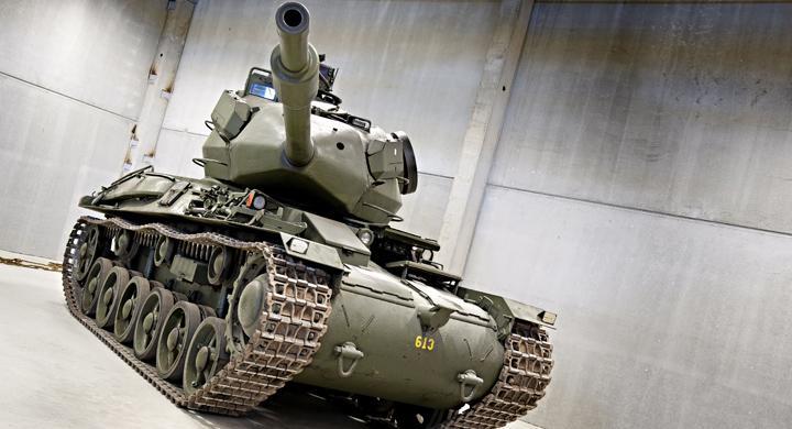 Nytt militärmuseum i Strängnäs
