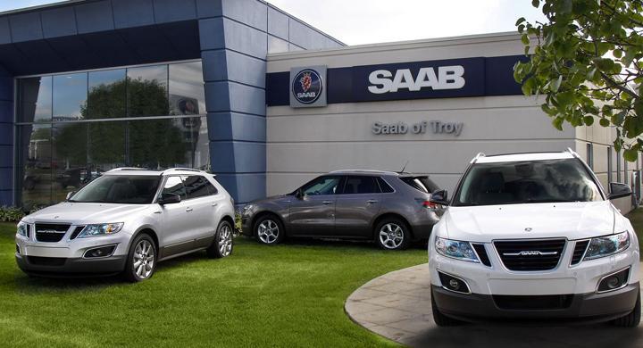 Saab 9-4X börjar säljas i USA